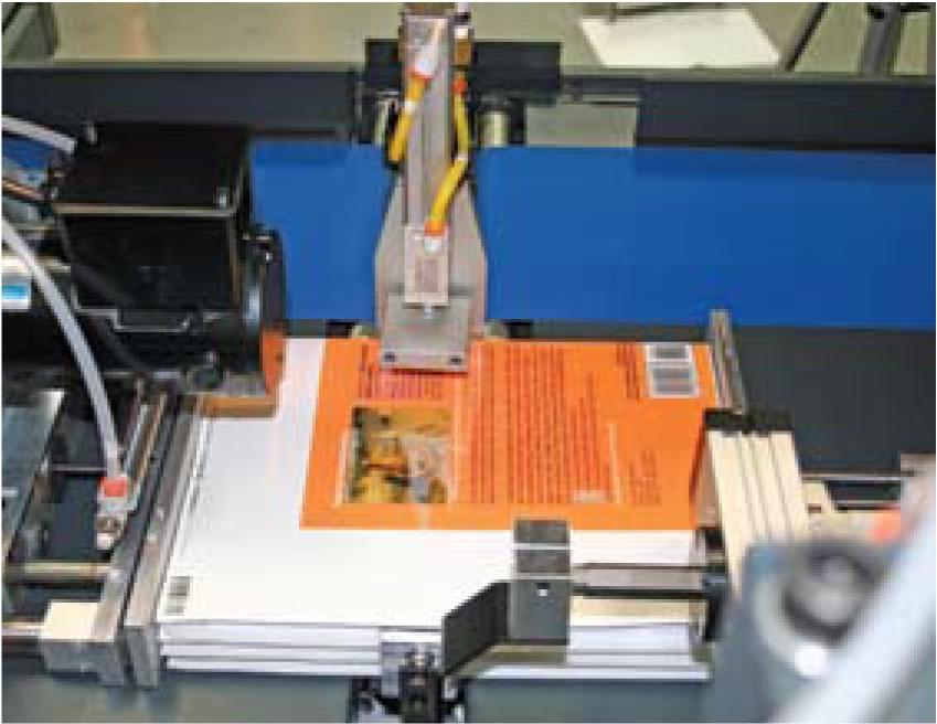 На CMT-130 опционально доступна возможность подрезать несколько блоков за один раз