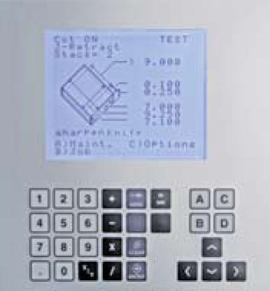 Контрольная панель управления CMT-130